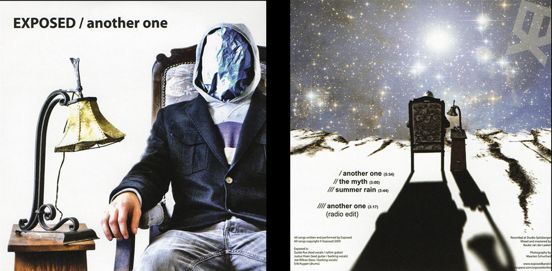 Exposed - Album art - 2010