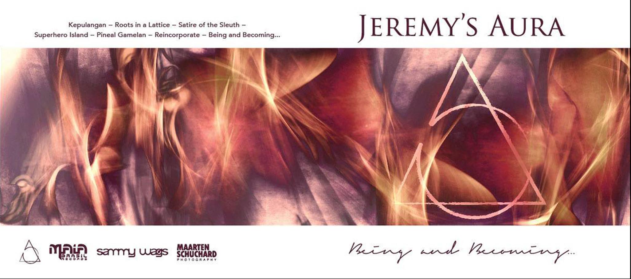 Jeremys Aura - Album art - www.jeremycosta.com